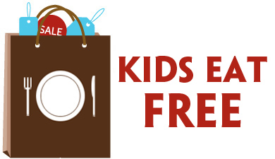 Top 6 Restaurants: Where Kids Eat For FREE (A Clarendon Moms Guide)