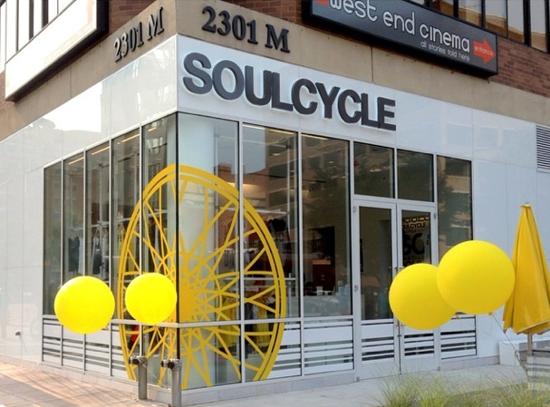©ClarendonMoms/Angelica Talan ™Soul Cycle