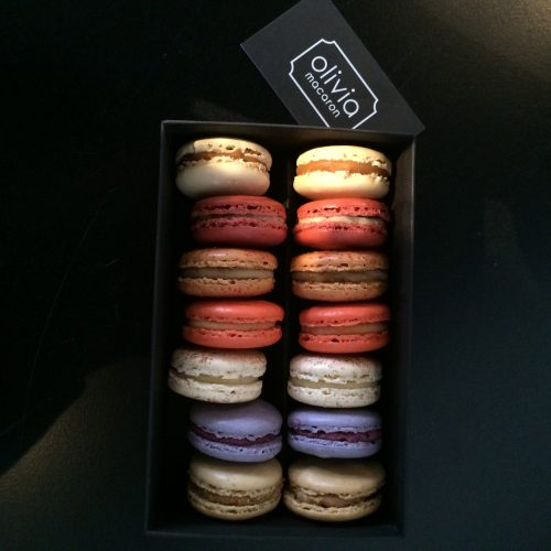 Olivia Macaron: Review & Giveaway