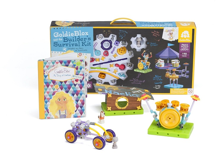 goldiebloxbuildersurvivalkit