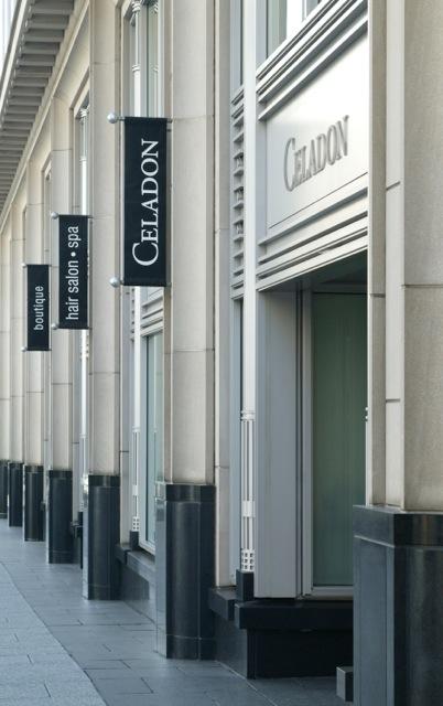 exterior celadon