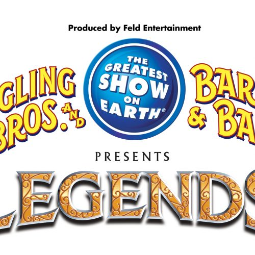 Entertainment Pick for Kids: Ringling Bros Presents LEGENDS