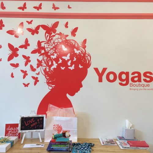 Yogaso Boutique at Pike & Rose