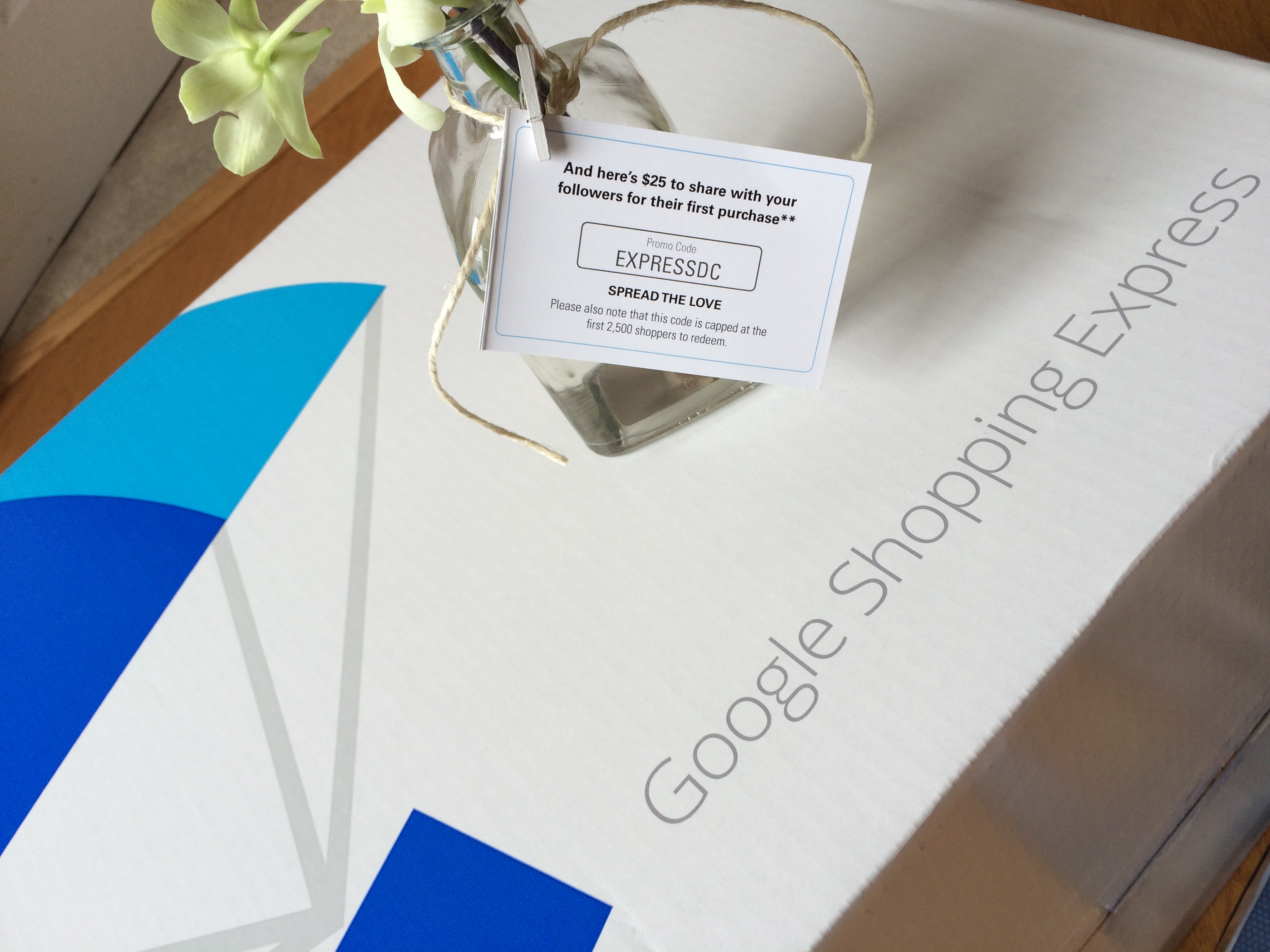 Google Express Equals One Less Errand - Clarendon Moms