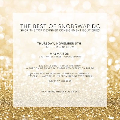 You're Invited: The Best of SnobSwap Thursday, November 5th