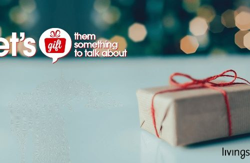 Gift Them Something To Talk About: A LivingSocial Giveaway