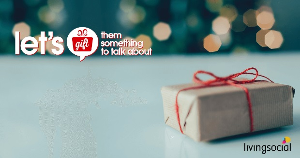 The talk gift giveaways