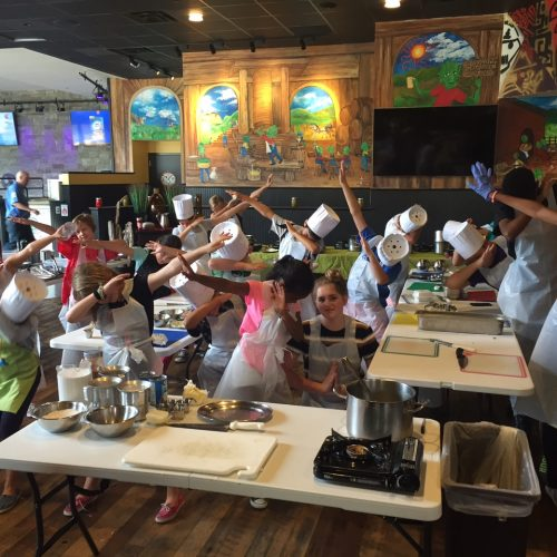 Cookology Partners With Sehkraft in Arlington to Offer Kids Cooking Camps During Month of August