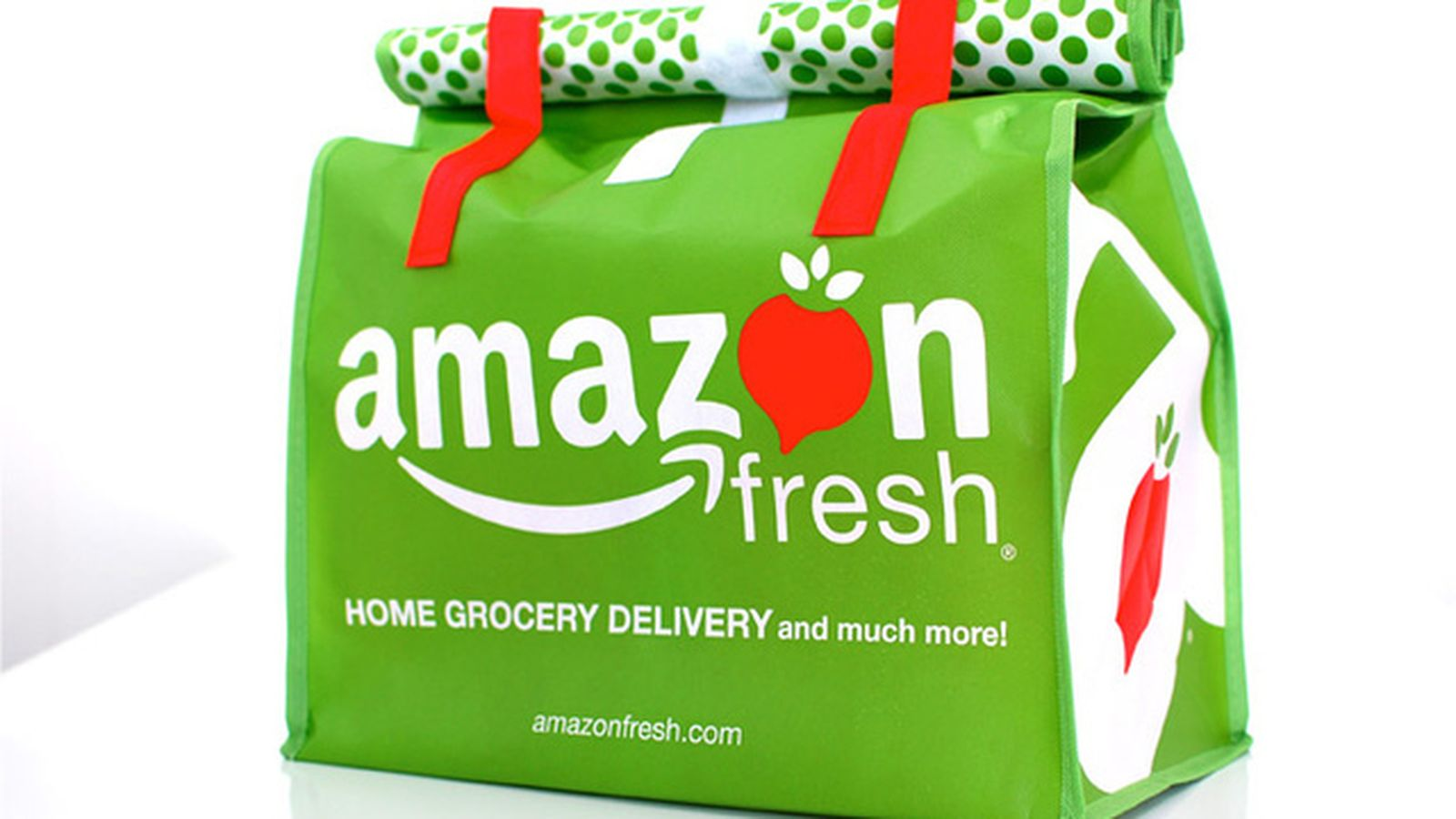 Amazon Fresh, a grocery delivery company that operates in parts of Seattle, Los Angeles, New York, and New Jersey, is a new service from Amazon.