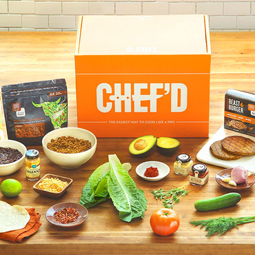 Chef'd-Review