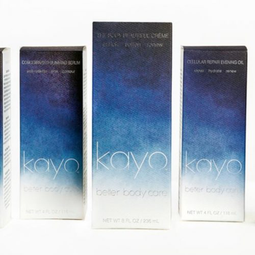 Currently Obsessed: Kayo Better Body Care