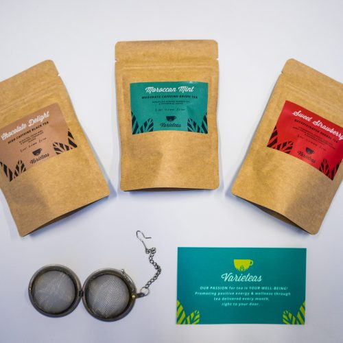 A Morning Routine: Varieteas Monthly Subscription Box