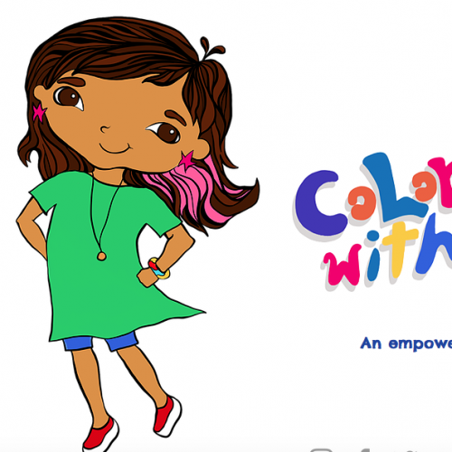 Color With Luna: An Interview with founder Alejandra Santaolalla
