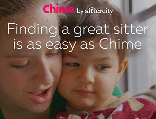 Chime by sittercity: Your Next Babysitter Is a Couple Clicks Away