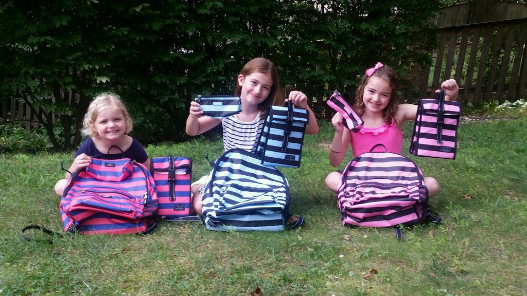 The Fruzzetti Family SCOUYT Bags