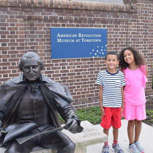History Is Fun: Jamestown Settlement & American Revolution Museum at Yorktown