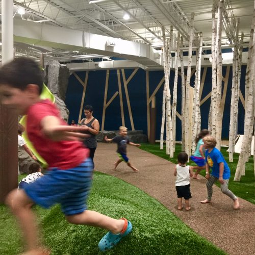 Badlands Playspace In Rockville: The Perfect Playdate Venue In The DC Area