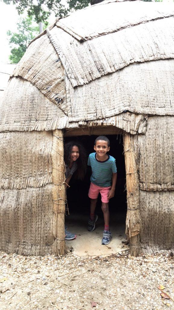 Powhatan Hut