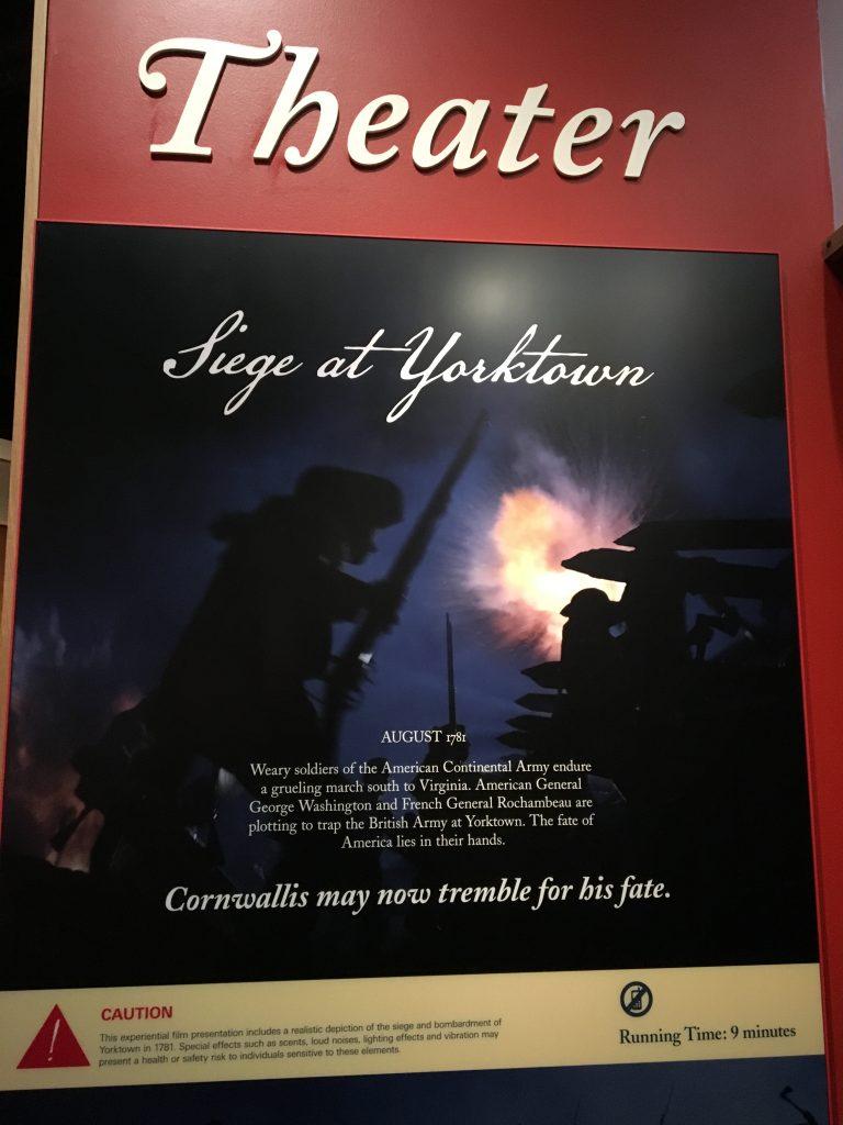 Siege at Yorktown