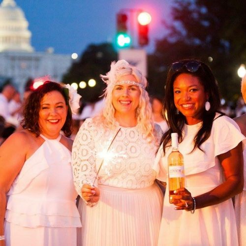 Host Your Own Dîner en Blanc w/ a Fresh Direct Gift Card Giveaway!