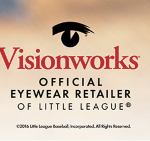 Visionworks Becomes Official Little League Sponsor