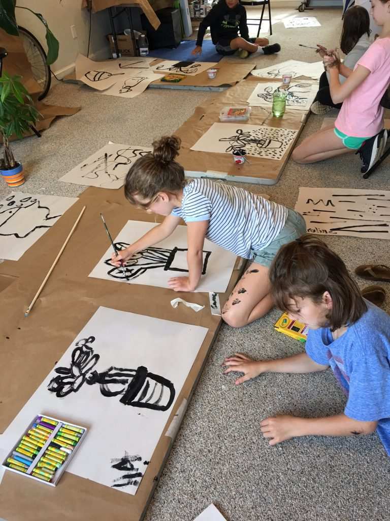 Art house 7 new fall art classes for preschoolers teens for Craft classes near me