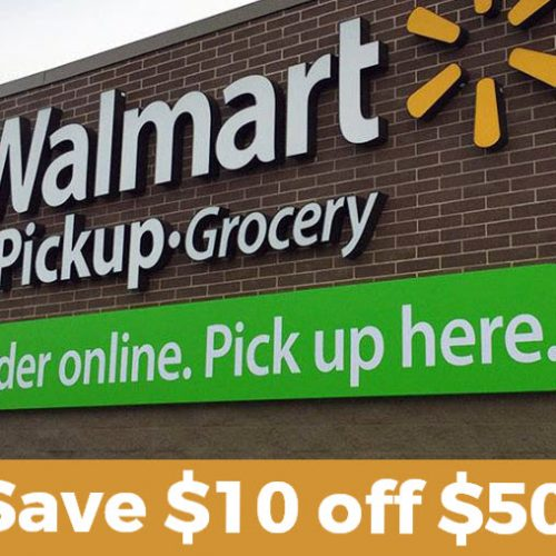 Momhacks: Walmart Grocery With Curbside Pickup
