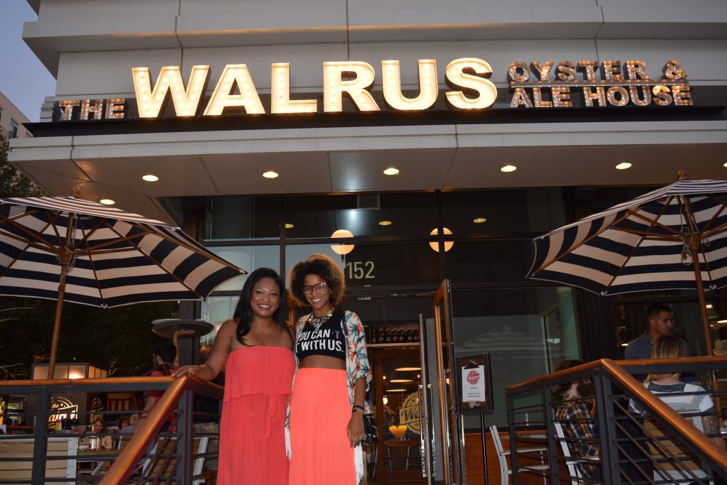 Walrus Oyster Ale House National Harbor
