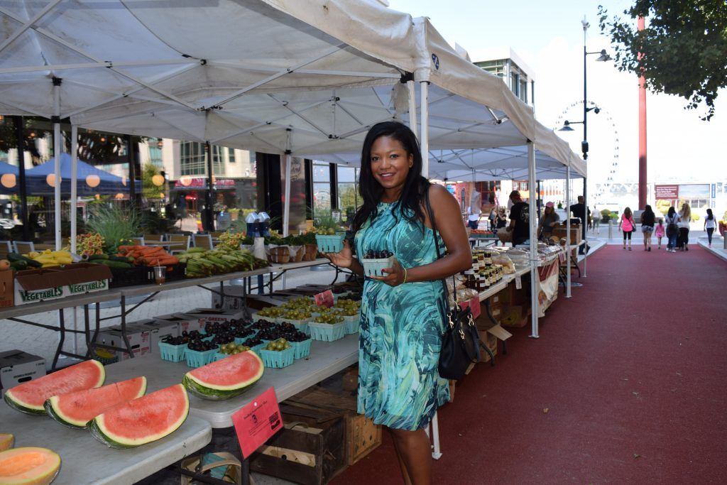 Miller Farm Farmers Market National Harbor