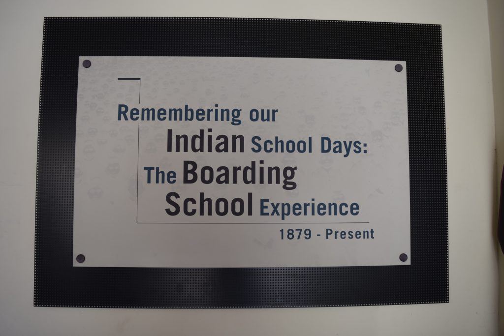 Indian School Days: The Boarding School Experience