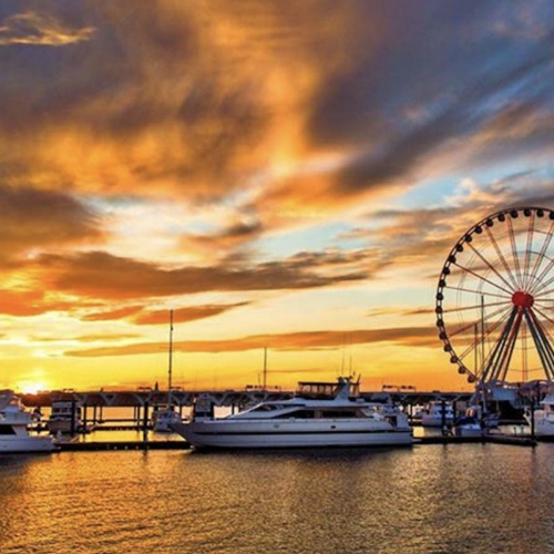 10 Reasons To Love The National Harbor