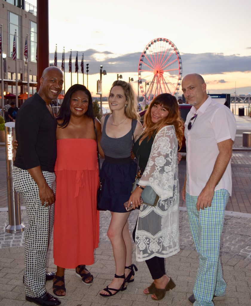 National Harbor Press Weekend 2017