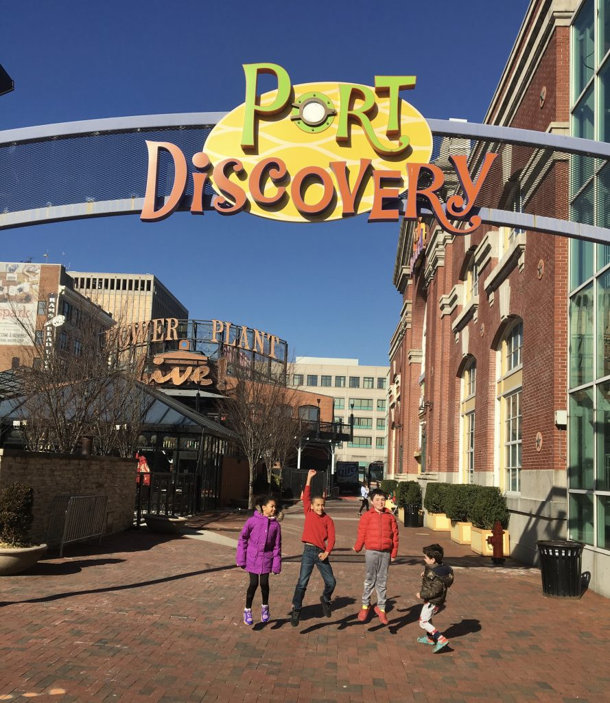 Port Discovery Baltimore