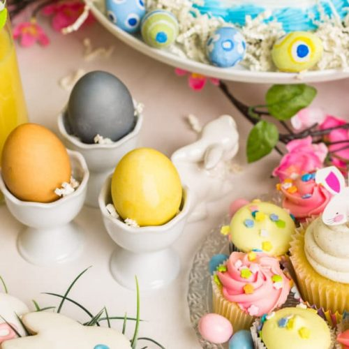 Easter Brunch Egg-Stravaganza at West Belmont Place