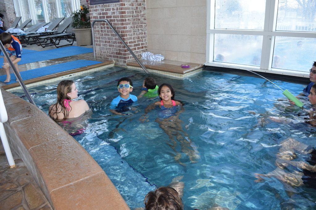 Hyatt Regency Chesapeake Bay Swimming Pool
