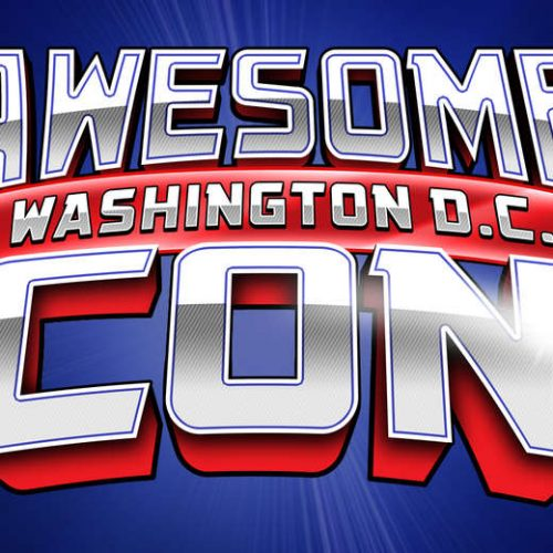 Awesome Con Jr in Washington D.C. March 30-April 1