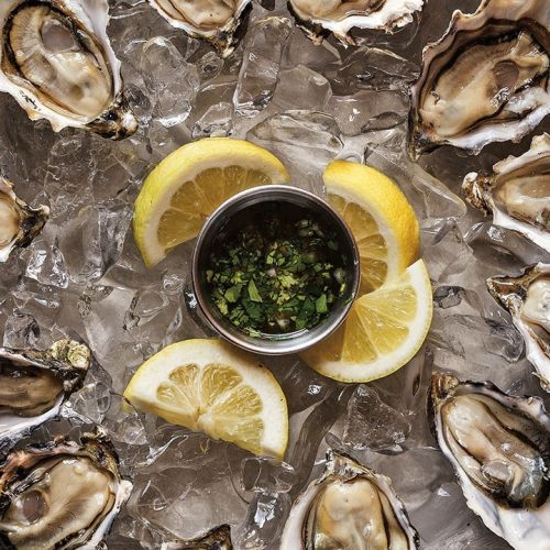 Barley Mac Oyster Festival with Chef Mike Cordero is Saturday, April 21
