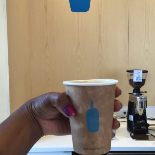 Blue Bottle Coffee DC