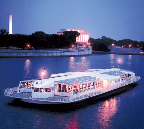 Cruising On The Potomac With Entertainment Cruises