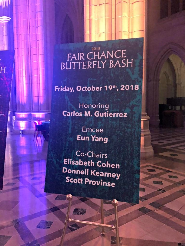 Butterfly Bash DC 2018