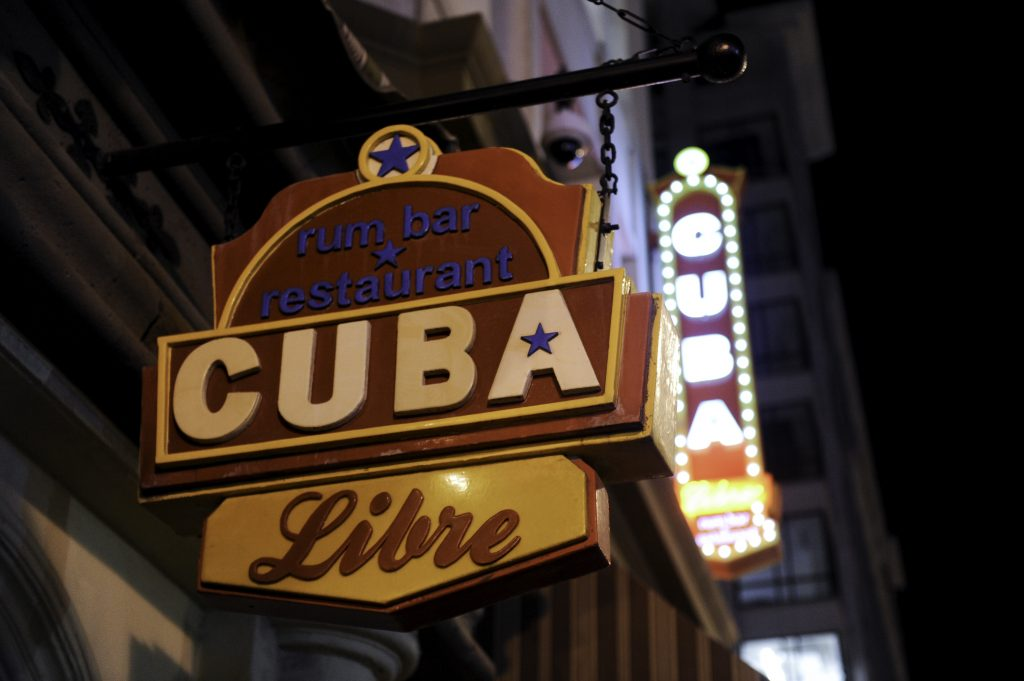 5 Reasons To Love Cuba Libre Restaurant & Rum Bar