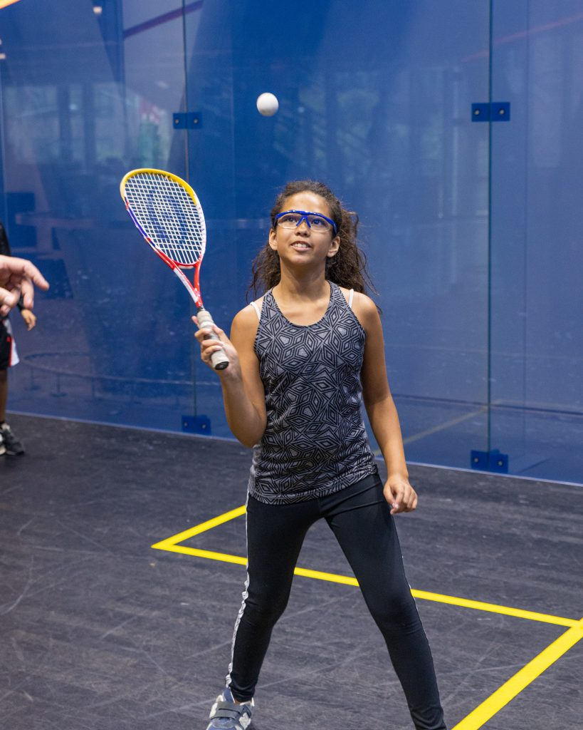 Squash On Fire Summer Camp