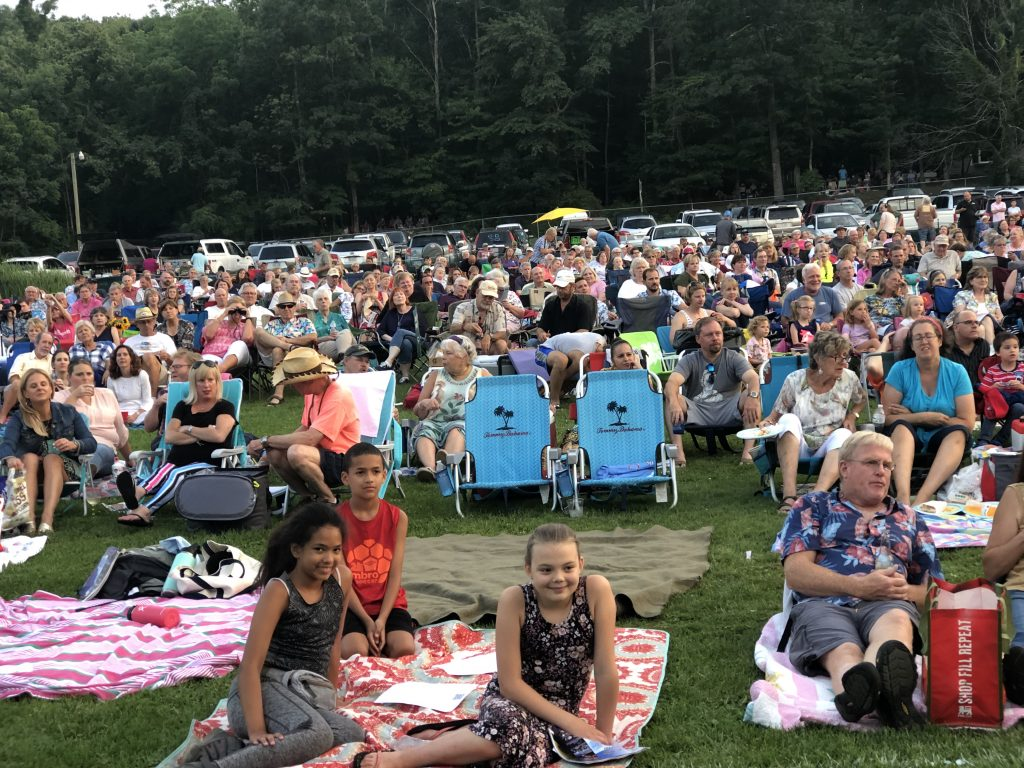 The Shenandoah Music Festival