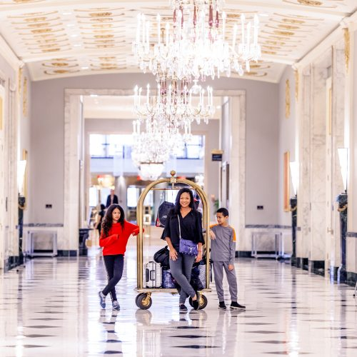 Staycation at The Mayflower Hotel