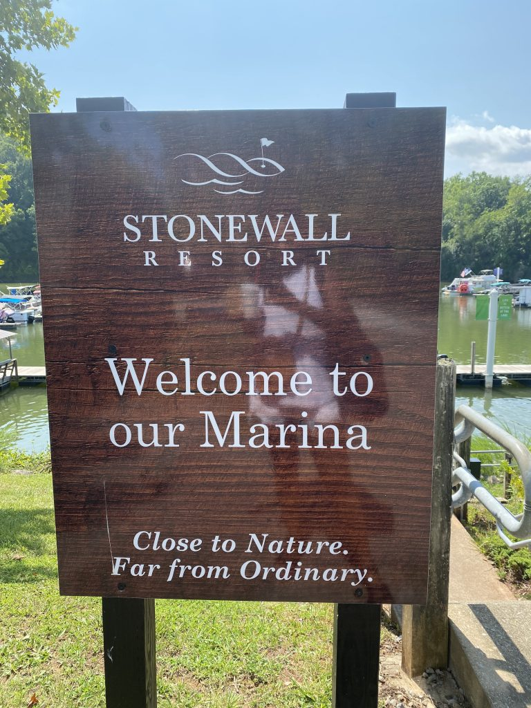 Our Quick Weekend at Stonewall Resort
