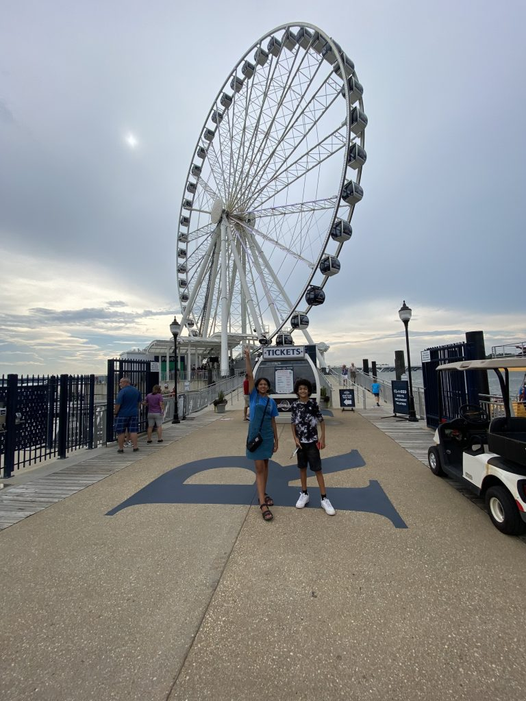 Summer of More at National Harbor