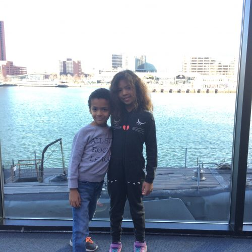Visiting Baltimore with Kids