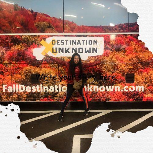 Fall Destination Unknown: West Virginia