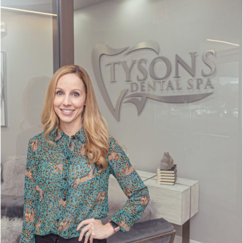 Zoom Whitening At Tysons Dental Spa